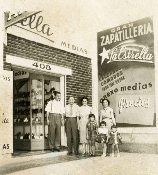 Zapateria La Estrella BN