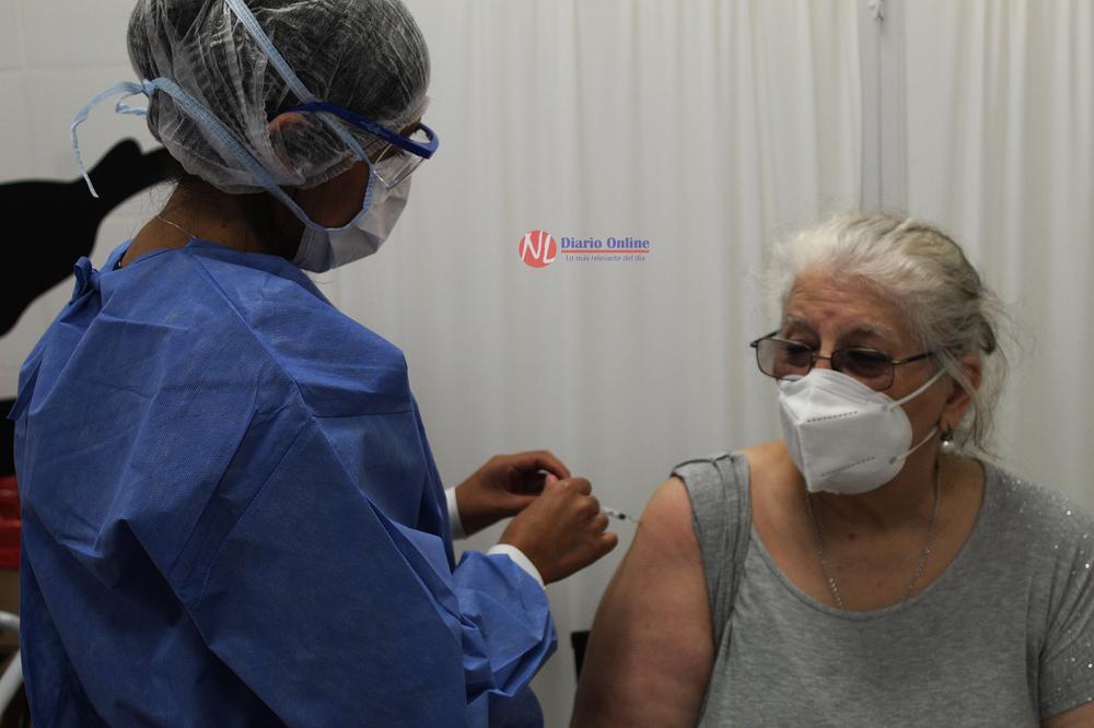 Abuelos Vacunación