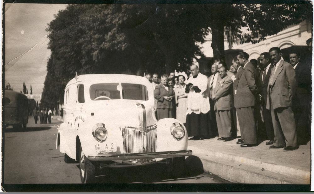 Bendición Ambulancia Municipal BN