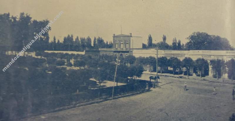 San Martin y Saenz peña 1920 BN